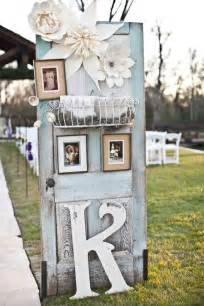 Old Door Decorating Ideas 25 Genius Vintage Wedding Decorations Ideas Deer Pearl