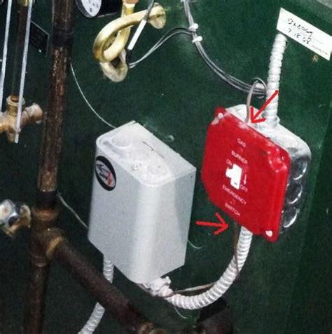basement heater with thermostat basement thermostat not firing boiler doityourself
