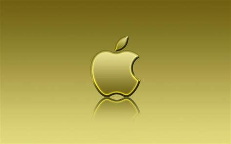 imagenes en hd apple oro logotipo de apple fondos de pantalla gratis