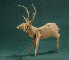 How To Make An Origami Deer - origami usa convention 2014 book review gilad s origami page