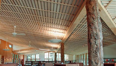 Nine Wood Ceiling by 9 Wood Acoustic Wood Ceilings 3rings