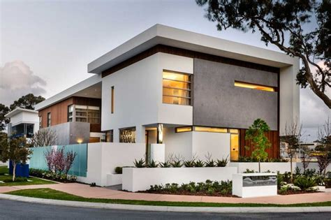 House Design Australia Luxurious Modern Interior Scheme By The