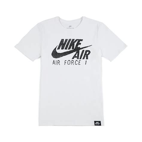 T Shirt Nike Air Black nike air 1 t shirt white white black 21 00