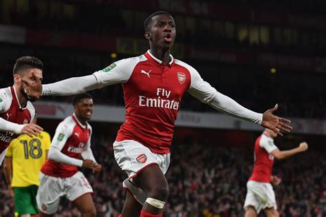 arsenal nketiah impressive nketiah the best and the worst arsenal