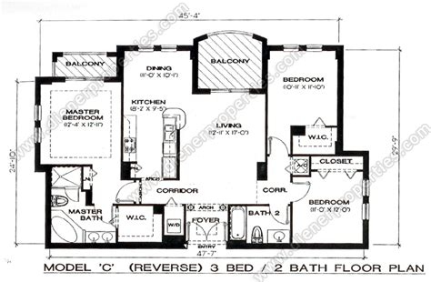 3 bed 2 bath floor plans 24 decorative 3 bed 2 bath floor plans building plans