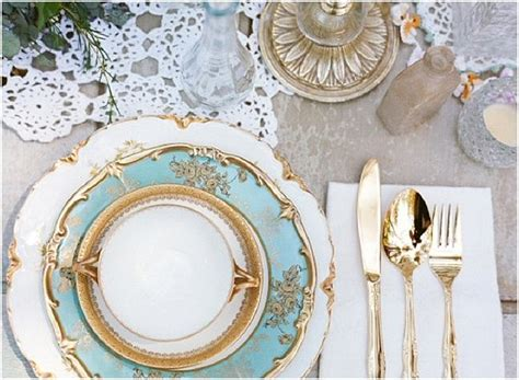 beautiful place settings how to set a table