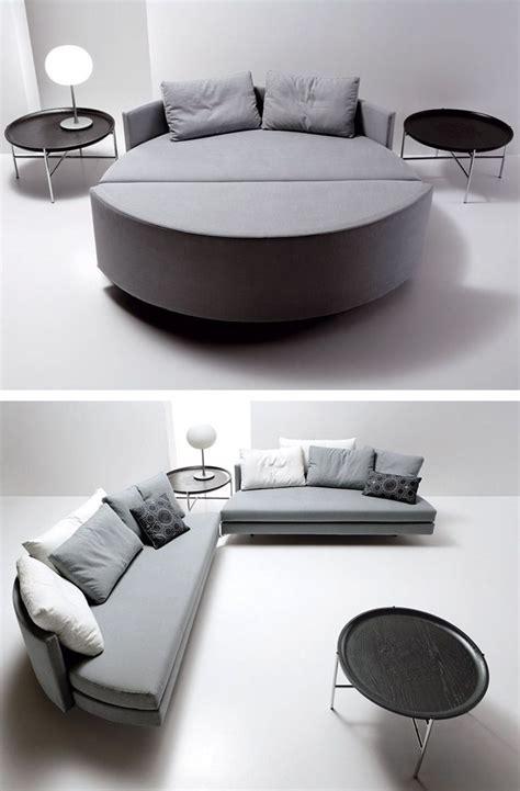 scoop sofa bed sofa bed scoop tondo by saba italia design guido rosati