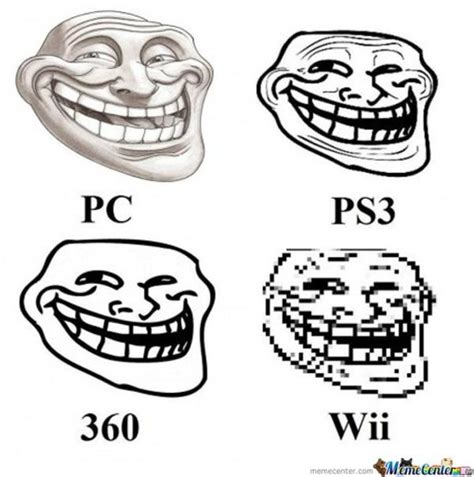 Troll Face Know Your Meme - image 213773 trollface coolface problem know