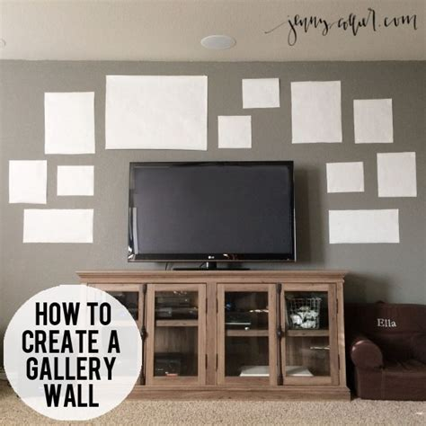 gallery wall how to how to create a gallery wall 187 jenny collier blog