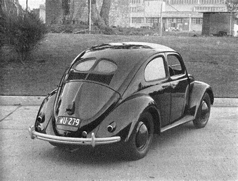 volkswagen beetle 1940 1940 1954 veedub