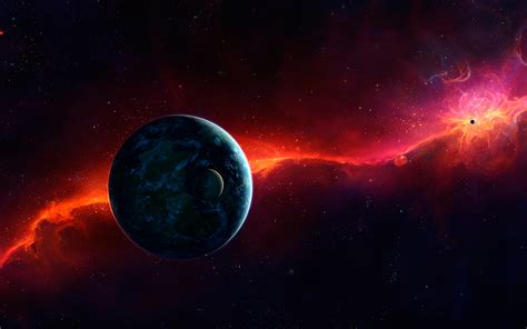 cosmos sci fi earth atmosphere moon plantets star sunlight cosmos planets 4k wallpapers hd wallpapers id 20307