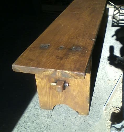 mortise and tenon bench mortise tenon bench my shop stuff i make pinterest