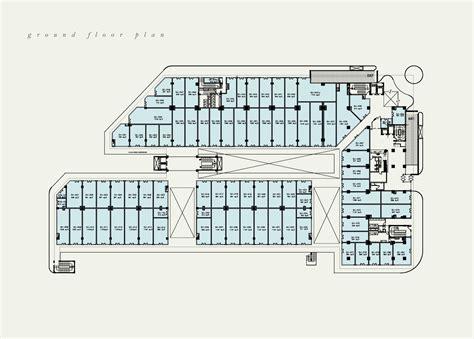 City Center Floor Plan by Earth City Centre Prithvi Estates