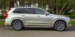 Volvo Vom 2016 Volvo Xc90 D5 Momentum Review Caradvice
