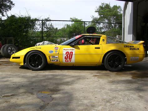 corvette f f s 1996 ex world challenge road race corvette