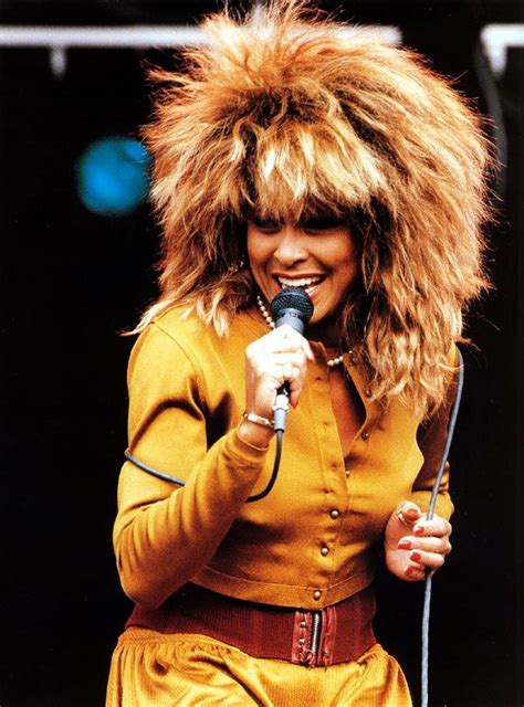 1980 spiked shag hair icon tina turner s greatest hair hits