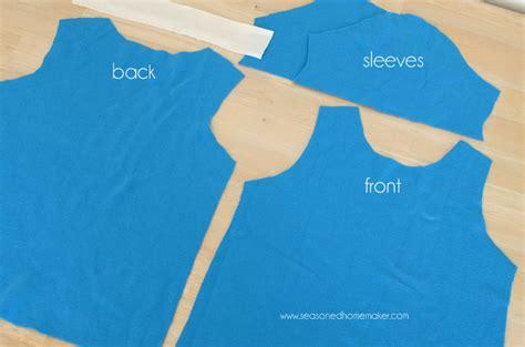 pattern making t shirt sewing with knits making a t shirt