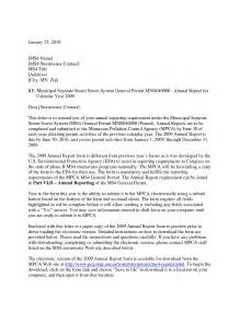 business report cover letter the letter sample