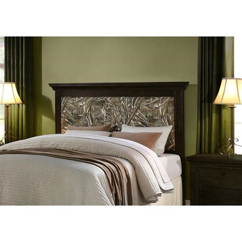 oak headboards queen sauder shoal creek oiled oak full queen headboard 410847