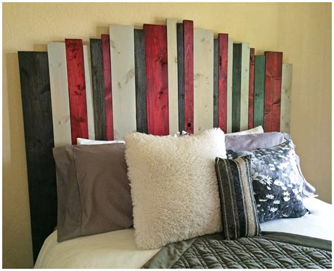 how to make own headboard diy hill country headboard home style austin