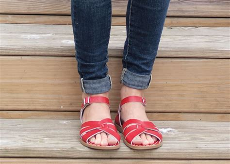salt water sandal s saltwater sandals get them here http