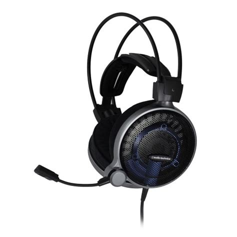 Headset Audio Technica ath adg1x high fidelity open back gaming headset audio