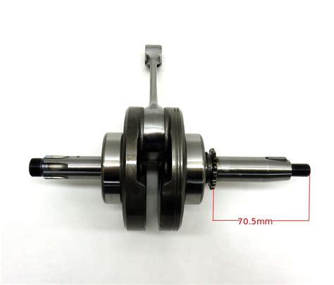 honda technical support tb 51mm stroker crank for honda 50 70 z50 xr crf50 70
