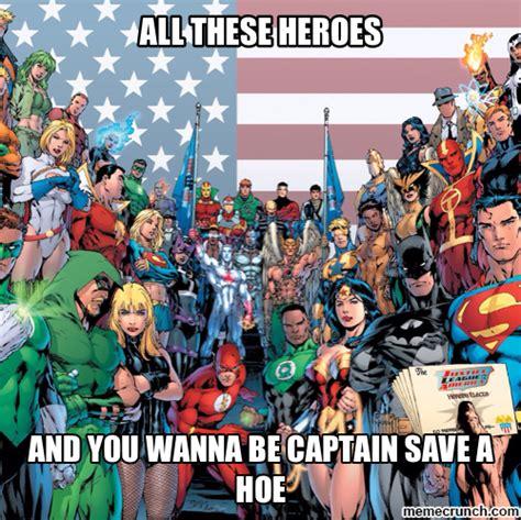 Captain Save A Hoe Meme - captain save a hoe