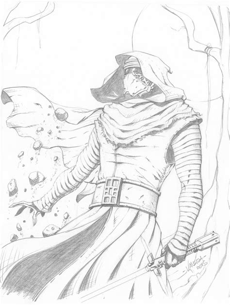kylo ren helmet coloring page kylo ren sketch by rv1994 on deviantart chainimage