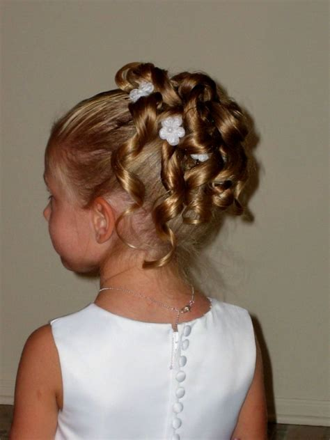 flower girl hairstyles half up half down flower girl hairstyles up hairstyles ideas