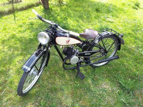 Sachs Motorrad 1939 by G 246 Ricke Bj 1939 Sachs 98 Ccm Vorkriegsmotorrad In
