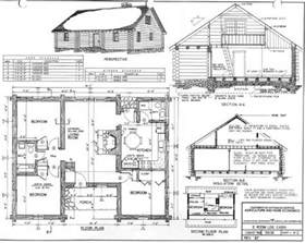 Small Log Cabin Blueprints log home plans 40 totally free diy log cabin floor plans