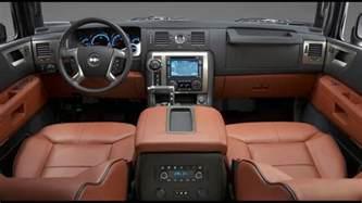 Hummer Interior hummer h2 interior 2017