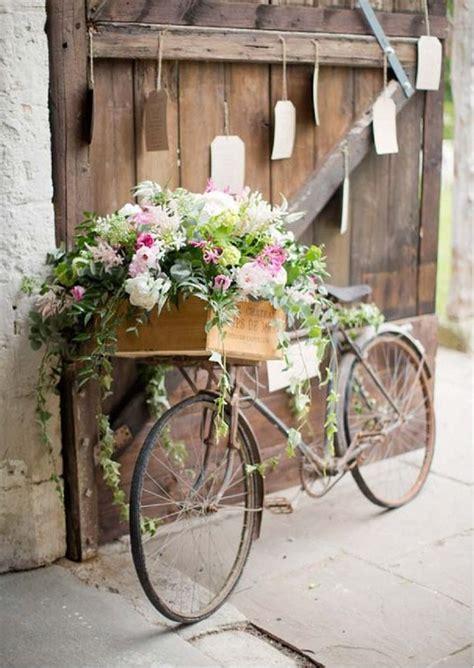 Sweet Table Vases Mon Mariage 224 Bicyclette Comment Le Mettre En Sc 232 Ne