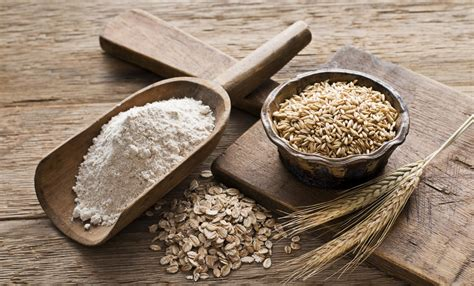 whole grains psoriasis 6 great healthy flour options to use when baking
