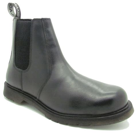 mens dealer boots for sale mens dealer dm boots chelsea black brown leather slip on