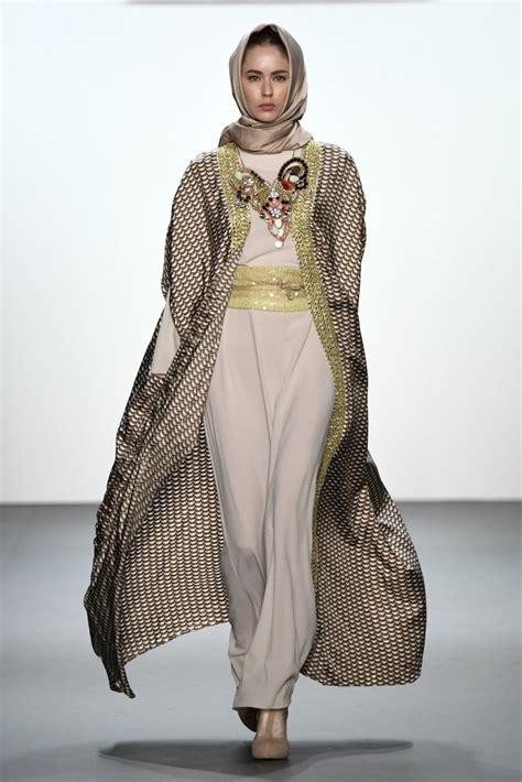 design fashion hijab how this muslim designer made history at new york fashion week