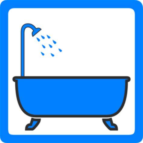 bathroom video clip bath border clipart cliparthut free clipart