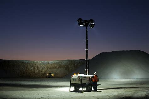 mining lighting towers mine spec pr8000 fh pr power
