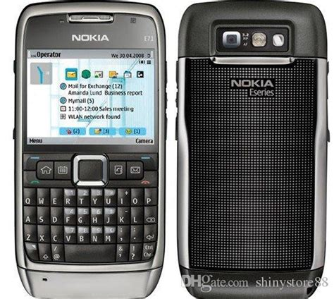 nokia c5 qwerty phone original phonee71 cell phone qwerty keyboard 3 2mp wifi