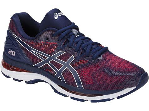 Asics Running asics gel nimbus 20 et bleue chaussure running asics