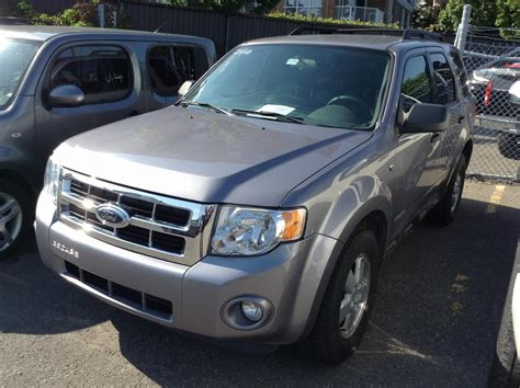 2008 Ford Escape Xlt by 2008 Ford Escape Xlt 4wd