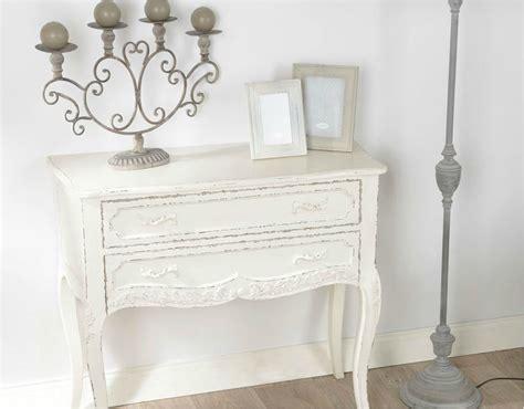 commode romantique meubles shabby chic romantiques meuble amadeus