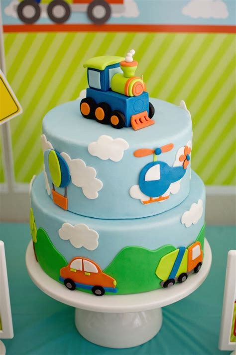 birthday cake ideas for boys 17 best images about vehicle cakes on