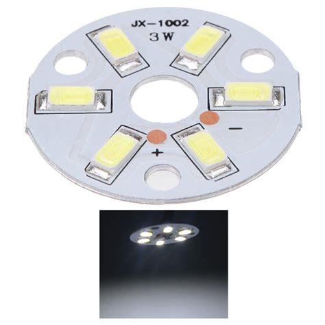 Led Smd 12v dc 9 12v 3w 5730 smd leds bright led chip l bulb cold white light ebay