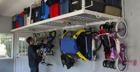 Awesome Garage Storage Ideas 40 Awesome Ideas To Organise Your Garage