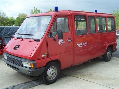 renault master minibus fire engines photos renault master t35d minibus