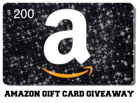 200 Amazon Gift Card - 200 amazon gift card giveaway ends 9 21 mommies with cents
