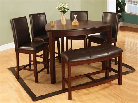 triangle dining table set become interior designer