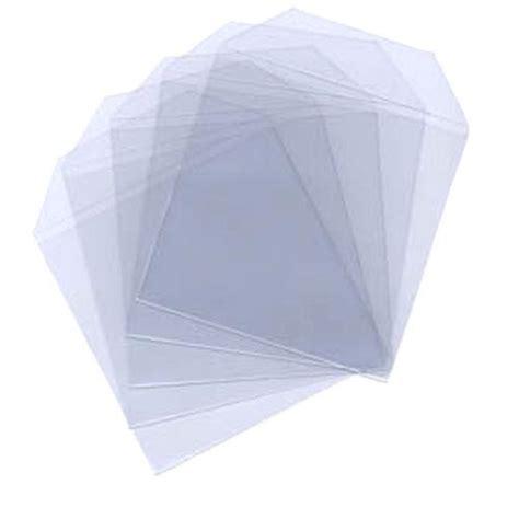 Cd Link Cd Sleeve 100 x regular cd dvd disc clear plastic cover storage sleeve bag envelope ebay